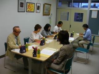 学校評議員会